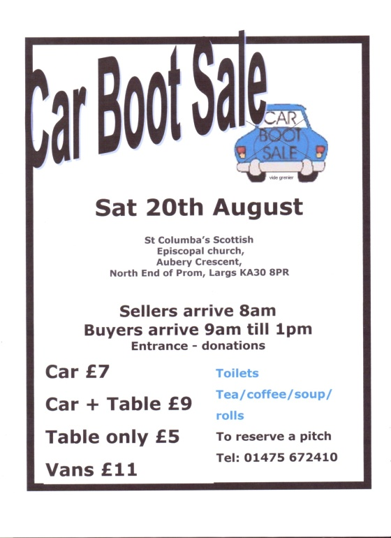 carboot20aug