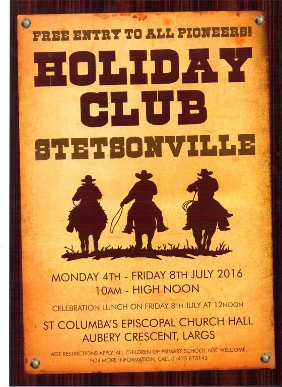 Stetsonville Poster