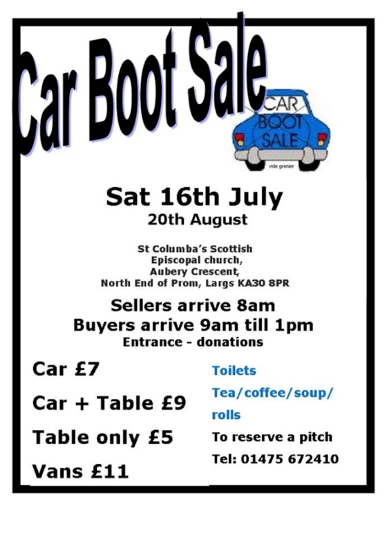 Car Boot Poster PDF July2016