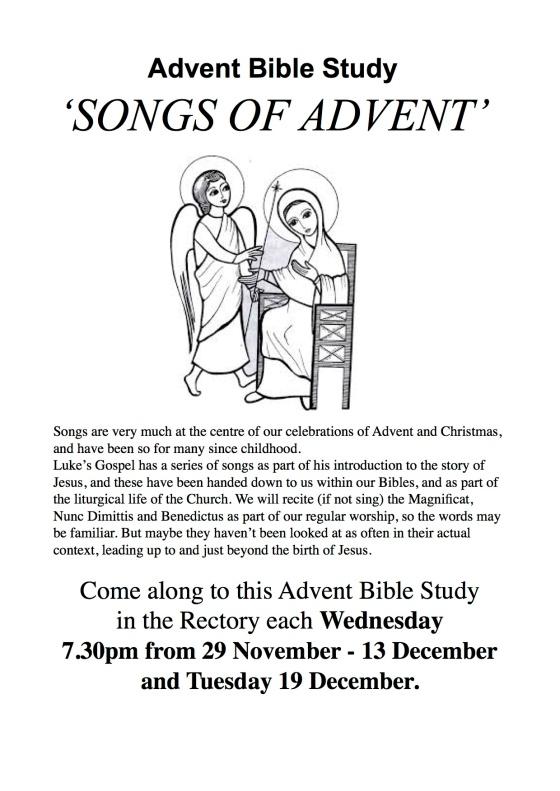 advent study poster 2017
