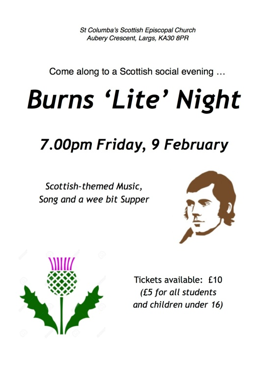burns lite night poster 2018